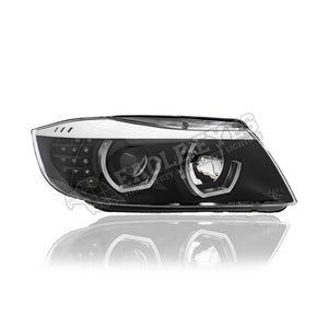 BMW 3 Series E90 Projector LED Cool Look Headlamp 05-08 (3 Door)