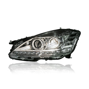 Mercedes Benz S-Class W221 Projector LED DRL Headlamp 06-09