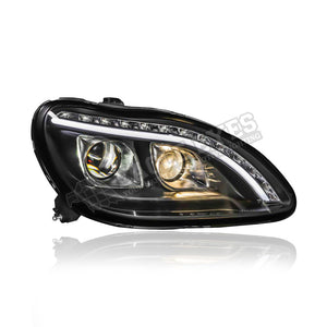 Mercedes Benz S-Class W220 Projector LED DRL Headlamp 98-05