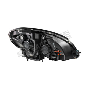 Mercedes Benz C-Class W204 Projector LED DRL Sequential Signal Headlamp 07-11