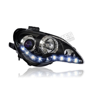 Gen-2 Projector LED Starline Head Lamp 06-13