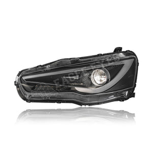 Mitsubishi Lancer/Inspira Projector LED Sequential Headlamp 08-15