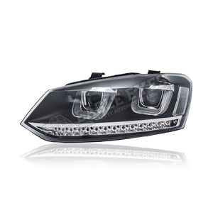 Volkswagen Polo Projector Headlamp 09-13 (U-Concept)