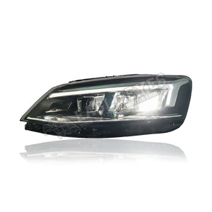 Volkswagen Jetta Projector LED Headlamp 11-18 (P8 Style)
