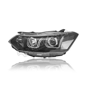 Toyota Vios XP150 Projector U-Concept Headlamp 13-15 (Lo Spec)