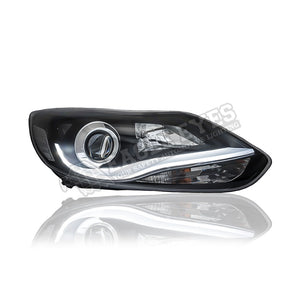 Ford Focus Projector LED Headlamp 12-13