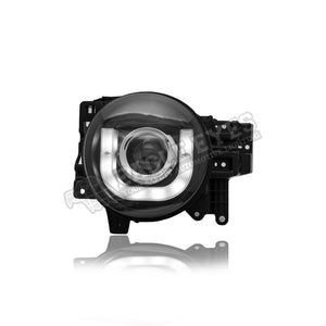Toyota FJ Cruiser LED DRL Headlamp 07-14