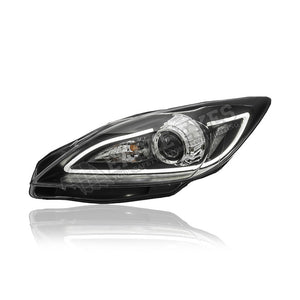 Mazda 3 Projector LED Headlamp 10-13