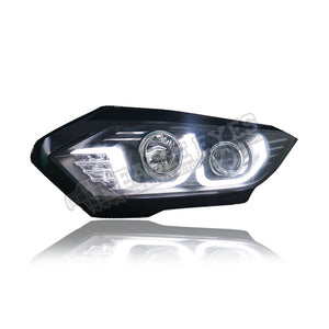 Honda HRV/VEZEL Projector LED DRL Headlamp 16-19