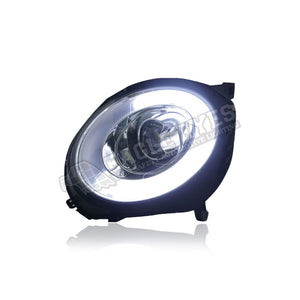 Mini Cooper R55/56 Projector LED Headlamp 06-12