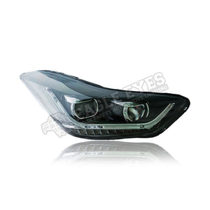 Hyundai Elantra MD Projector LED Headlamp 13-16