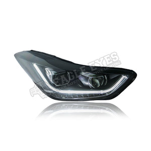 Hyundai Elantra MD Projector LED Headlamp 10-16