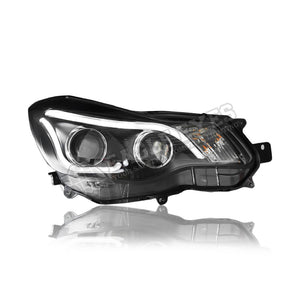 Subaru XV Projector LED Light Bar Headlight 13-18