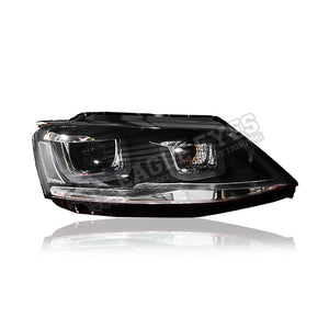 Volkswagen Jetta Projector LED Headlamp 11-18 (U-Concept)