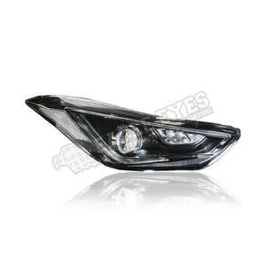 Hyundai Elantra MD Projector LED Headlamp 10-15