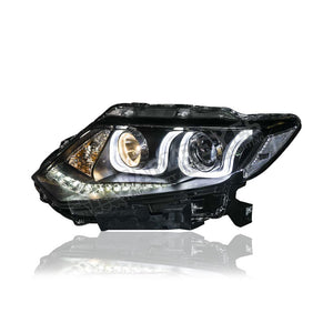 Nissan X-Trail Projector LED Headlamp 14-17 (U-Concept)