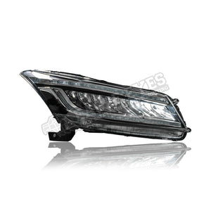 Honda Accord G8 LED Sequential Signal + One touch Blue Headlamp 08-12