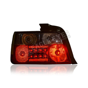 BMW 3-Series E36 LED Taillamp 92-99 (4-Door)