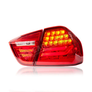 BMW 3 Series E90 LED Taillamp 06-08 (4-Door)