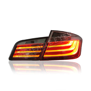 Bmw F10 LED Light Bar Tail Lamp LCI Design 12-15