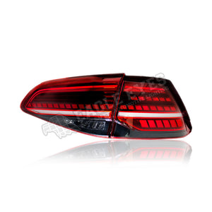 Volkswagen Golf MK7 LED Sequential Signal Taillamp 13-17 (GTI 7.5 Style)