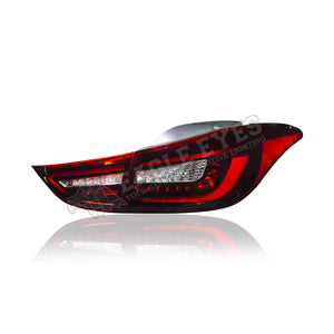 Hyundai Elantra MD LED Sequential Signal Tailllamp 11-16 (M-Style)