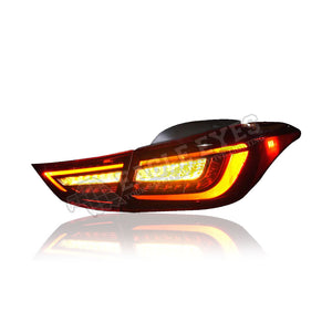Hyundai Elantra MD LED Sequential Signal Tailllamp 11-16