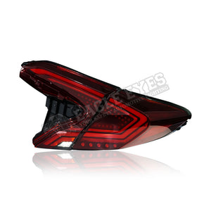 Toyota C-HR LED Sequential Signal Taillamp 17-19 (V2)