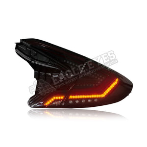 Toyota C-HR LED Sequential Signal Taillamp+Garnish Lamp 17-19 (V2)
