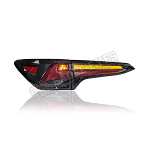 Toyota Fortuner AN150/AN160 LED Sequential Signal Taillamp 17-19 (Lexus Style)