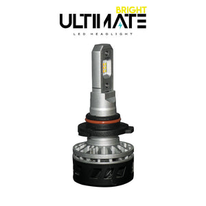Ultimate Bright LED Bulb (HB3) Tri-Color