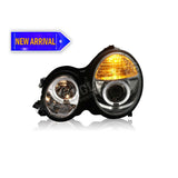 Mercedes Benz E-Class W210 Projector LED Headlamp 99-03
