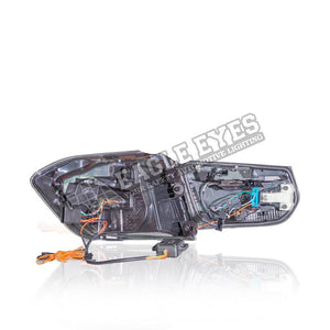 BMW 3 Series F30 Blackline LED Sequential Signal Taillamp 11-19 (Pre-Facelift & Facelift)