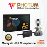 Photum A3 LED (H15)[Free Shipping]