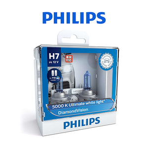 Philips Diamond Vision  Bulb (H7)