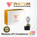 Photum F2 Dual Color LED H8/H9/H11 (Foglamp)[Free Shipping]