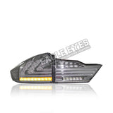 Honda City GM6 LED Sequential Signal + Welcome Light Taillamp 14-19