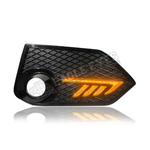 Honda Civic FC LED DRL Cover 16-19 (For Type R Bumper)