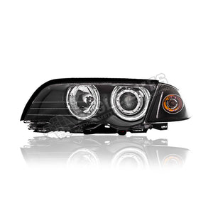 BMW E46 Projector Cool Look Head Lamp 98~01 (4-Door)