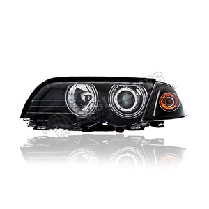 BMW 3 Series E46 Projector Cool Look Headlamp 98-01 (4-Door)