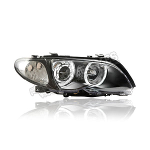 BMW 3 Series E46 Projector Cook Look Headlamp 01-03 (4-Door)