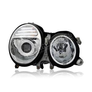 Mercedes Benz E-Class W210 Projector LED Headlamp 95-98