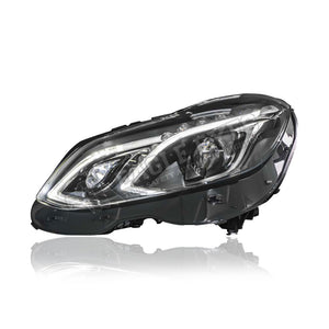 Mercedes Benz E-Class W212 Projector LED DRL Headlamp 13-14