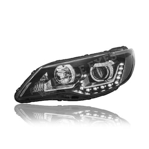 Honda Civic FD Projector LED DRL Headlamp 06-11