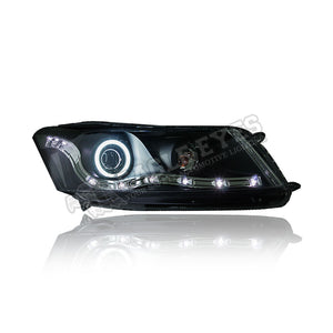 Honda Accord G8 Projector LED DRL Headlamp 08-12