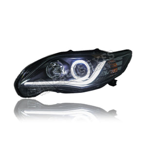Toyota Altis Projector LED Light Bar Head Lamp 11~13