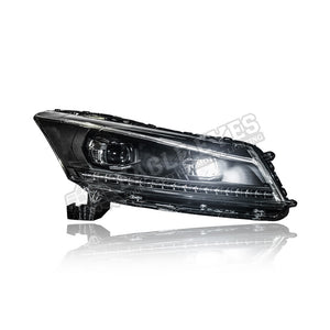 Honda Accord G8 LED Sequential Signal Headlamp 08-12