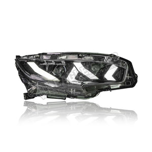 Honda Civic FC LED Sequential Signal Headlamp 16-19 (Lamborgini Style)