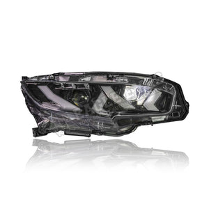 Honda Civic FC LED Sequential Headlamp 16-19 (Lamborgini Style)