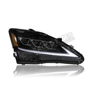 Lexus IS-250/350 Projector LED Sequential Signal DRL Headlamp 06-12